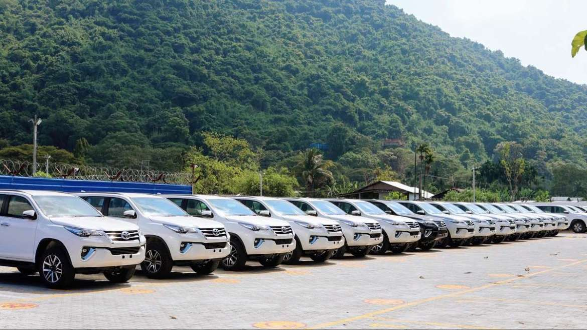 Toyota Kirloskar Motor aims growth in Northeast with regional stockyard in Guwahati