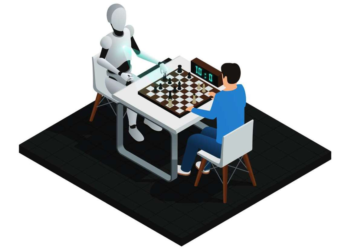 Checkmate: It's man vs machine in chess