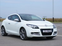 Renault Megane Coupe GT TCE 190