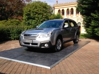 Subaru Outback D Lineartronic uskoro i na hrvatskom tržištu