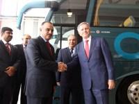 AZ Crobus isporučio prvi autobus za Republiku Irak