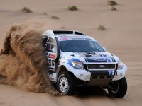 Ford Racing Team prvi puta na natjecanju Dakar Rally