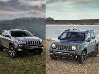 Novi Jeep Cherokee i Renegade uskoro u Hrvatskoj
