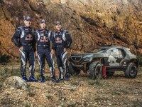 Peugeot 2008 DKR u Francuskoj niže testne kilometre