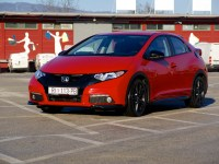 Honda Civic 1,8 i-VTEC Black Edition