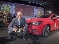 Opel Astra u Ženevi osvojila titulu Automobil godine