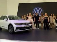 VW Tiguan – svjetska vicepremijera na ZG Auto Show-u