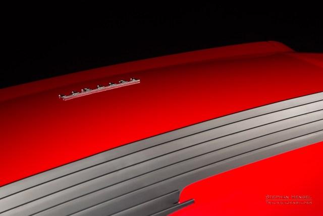 Ferrari 328 GTB, Detailansicht Motorhaube, Autofotograf: Stephan Hensel, Hamburg
