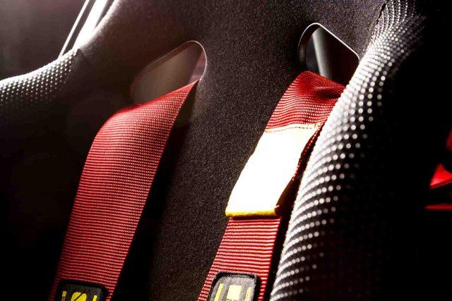 PORSCHE 964 RS 3.8, Detailansicht Sicherheitsgurte Fahrersitz, Stephan Hensel, Autofotograf, Hamburg