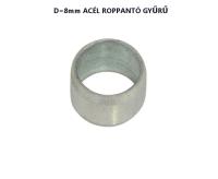 CNG roppantó gyűrű D8
