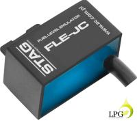 LPG színtjelző emulátor