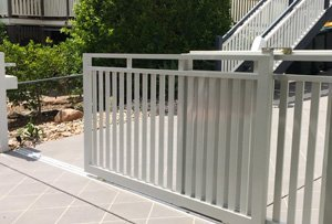Telescopic Automatic Gate Installation