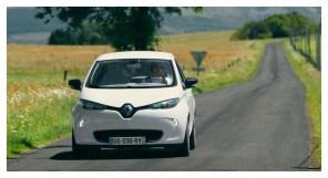 В романтической комедии Люка Бессона снялся Renault Zoe