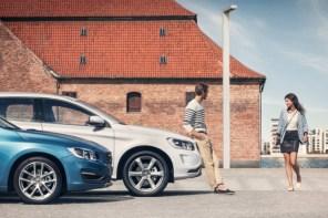 Volvo On Call будет охлаждать автомобиль в жару