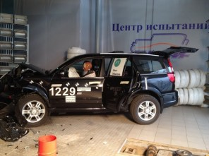 В России разбили Great Wall H3 с системой ЭРА-ГЛОНАСС