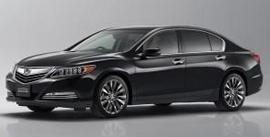 Honda Legend вернулась c полным приводом и четырьмя моторами