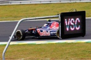 """Как работает """"виртуальный Safety Car"""" в Формуле-1"""