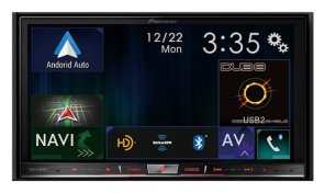 Pioneer NEX 2.0: Android Auto и CarPlay в одной системе