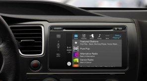 Система Apple CarPlay дебютирует сразу на 40 моделях