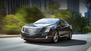 Гибрид Cadillac ELR стал еще спортивнее и безопаснее