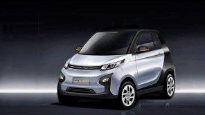 "Китайский Zotye E01: ""клон"" Land Rover, BMW i3, Smart и Tesla"