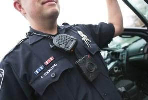 На украинских патрульных навесят видеокамеры