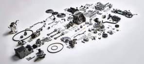 Взгляд из будущего: тест-драйв бензинового автомобиля