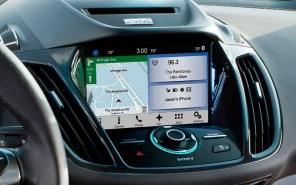 Ford Fiesta и Escape получат новую медиасистему Sync 3 уже летом