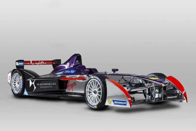 DS Virgin Racing Front