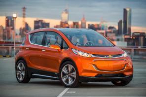 LG поможет GM в разработке Chevrolet Bolt EV