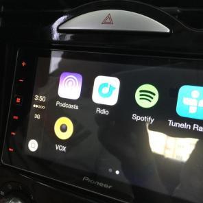 Приложение украинских разработчиков попало в шорт-лист Apple CarPlay