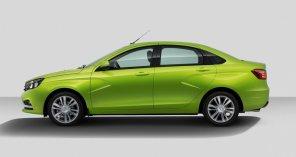 АВТОВАЗ выпустил электрическую версию Lada Vesta