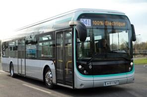 В Париже открыта первая регулярная линия для электробусов
