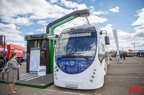 В Минске на маршрут выйдут электробусы собственного производства