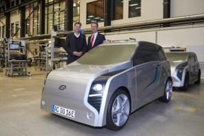 """Bosch и e.GO Mobile создали """"народный"""" электромобиль за $12 500"""