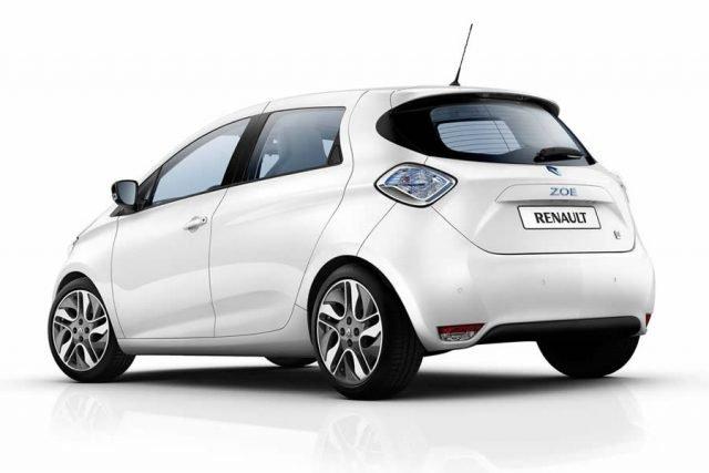 Renault готовит электромобильную революцию в Украине в 2017 году