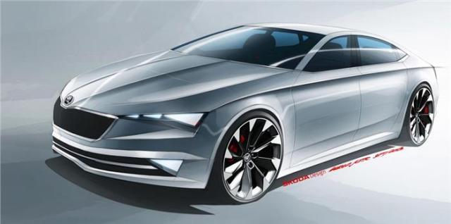 Skoda представит первый электромобиль в апреле 2017 года