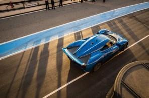 Электрический гиперкар установил рекорд скорости на Нюрбургринге: видео