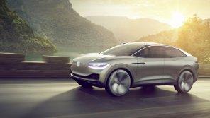 Карты раскрыты: Volkswagen показал концептуальный кроссовер I.D. Crozz
