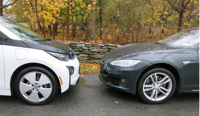 Статистика: в Украине спрос на электромобили вырос на 180%
