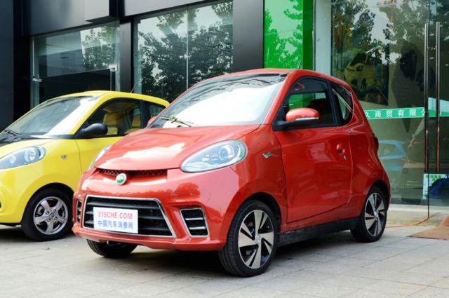 Топ-5 самых продаваемых электромобилей в Китае в мае 2017 года: статистика