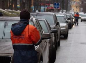В Раде предложили снимать нарушителей парковки на фото/видео и эвакуировать их авто