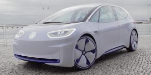 Volkswagen обещают продавать свой новый электромобиль дешевле Tesla Model 3