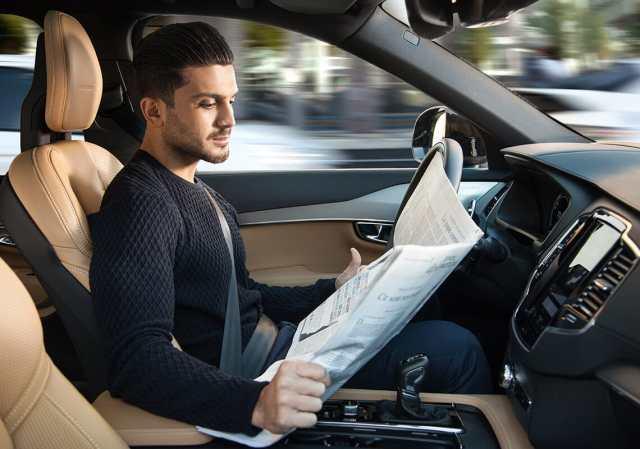 Исследование: две трети автомобилистов готовы к поездкам с автопилотом на длинные расстояния