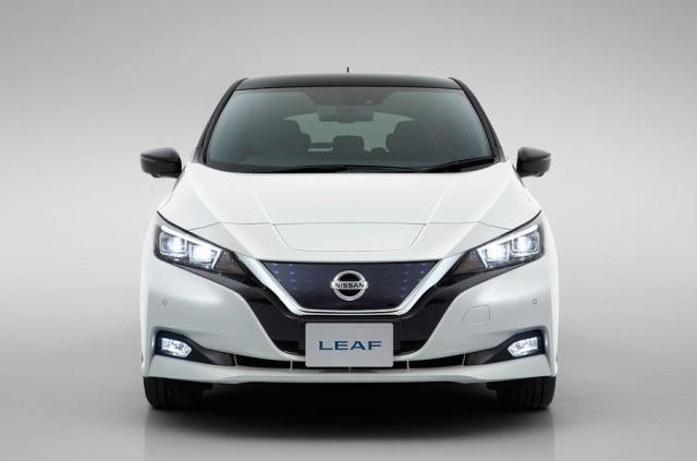 Еще одна новинка: Nissan построил электрокроссовер на базе нового LEAF