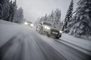 """Шипованные или """"липучки""""? В Nokian рассказали, какие шины лучше ставить на зиму"""