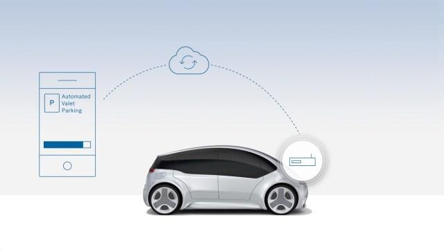 Bosch разработал весь необходимый функционал для беспроводного обновления автомобилей