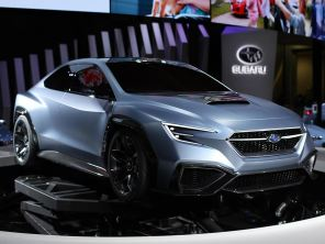 Спорткар для души: Subaru официально презентовали концепт VIZIV