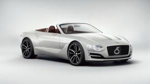Bentley готовит электрокар на платформе Porsche Mission E с запасом хода 500 км