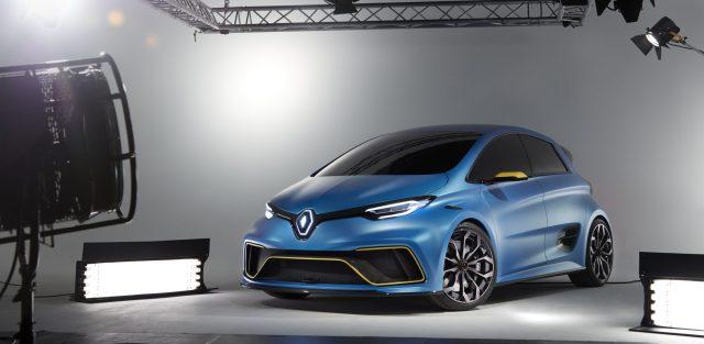 Renault анонсировала выпуск трех новых электромобилей для китайского рынка